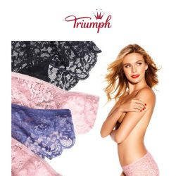 [Triumph] 🎉It's A Panty Party! - 2 for $30!