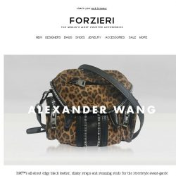 [Forzieri] Just in: Alexander Wang, Kenzo and Converse