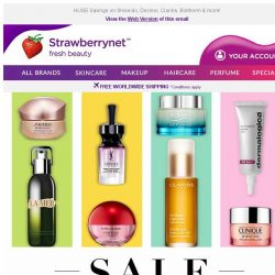 [StrawberryNet] , Final HRS for Extra 10% Off Skincare!