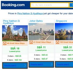 [Booking.com] Prices in Phra Nakhon Si Ayutthaya are dropping for your dates!