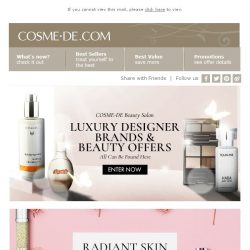 [COSME-DE.com] Beauty Products Every Woman Should Own♥