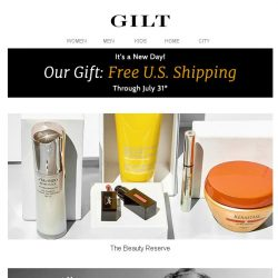 [Gilt] The Beauty Reserve | $35 Summer Dresses for 24 Hours Only
