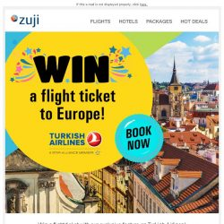 [Zuji] BQ.sg: Fly FREE to Europe with Turkish Airlines!