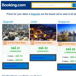 [Booking.com] Prices in Bagnolet dropped again – act now and save more!