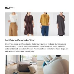 [Muji] New Launch, Great Deals and Happenings not to be missed!