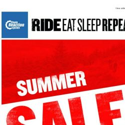 [Chain Reaction Cycles] Summer Sale: Save up to 60% on our Top Deals