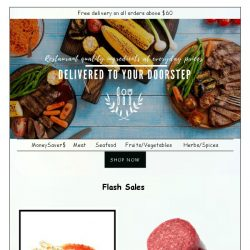 [GoFresh] GoFresh: Check out what's Fresh and on Flash Sales this week!