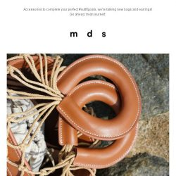[MDS] We have a surprise for you! | New at MDS