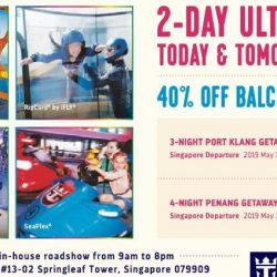 Royal Caribbean: Ultra Sale with 40% OFF Balcony Special & 2nd Guest at 50% OFF Offers!