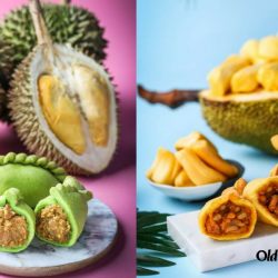 Old Chang Kee: Try the NEW Durian Curry Chicken'O & Jackfruit Curry Chicken'O at Curry Day 2018!