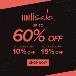 Mdreams: Up to 60% OFF + Extra 15% OFF Melissa Shoes