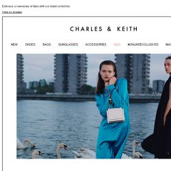 [Charles & Keith] Our Fall/Winter 2018 campaign has launched