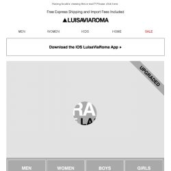[LUISAVIAROMA] It's the LAST one! Up to 80% off