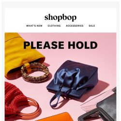 [Shopbop] This bag will upgrade your entire wardrobe