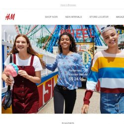 [H&M] Meet our new arrivals from Divided