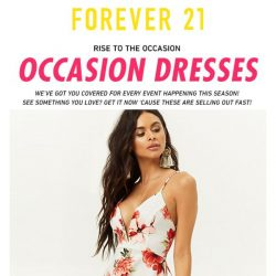 [FOREVER 21] WHAATT! Dresses starting at $25???