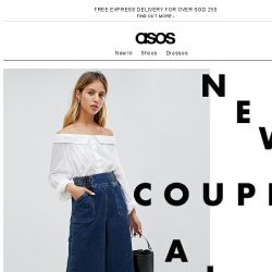 [ASOS] Your new go-to outfit combo