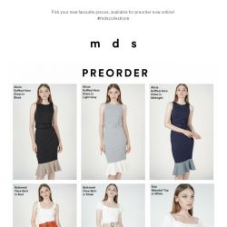 [MDS] New!| Launched Online