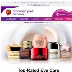 [StrawberryNet] 😎 Eyes up! TOP-Rated Eye Care Up to 60% Off!