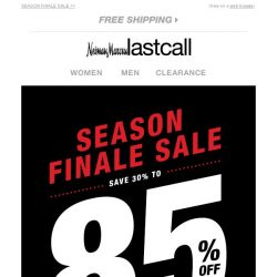 [Last Call] Our grand finale = your great buys