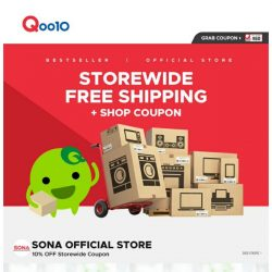 [Qoo10] $50 coupon is most sought after! Find out what you can use it on▶