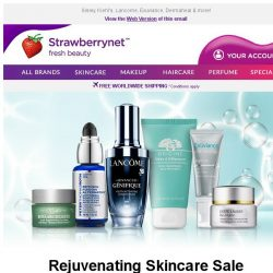 [StrawberryNet] 💆✨ Rejuvenating Skincare Sale Up to 60% Off!