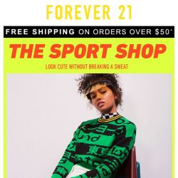 [FOREVER 21] THE AUGUST TREND EDIT