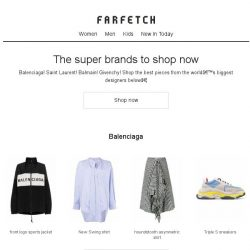 [Farfetch] Shop the world's best designers. In one place