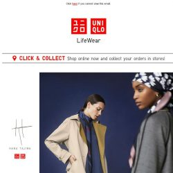 [UNIQLO Singapore] These collections have just launched!
