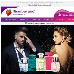[StrawberryNet] 16 New Perfumes You'll Totally Fall in 💓 With
