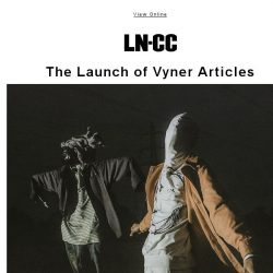 [LN-CC] You're Invited: The Launch of Vyner Articles at LN-CC