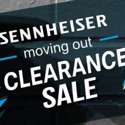 Sennheiser: Moving Out Clearance Sale with Up to 60% OFF Sennheiser Products