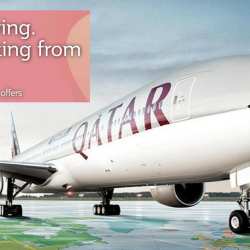 Qatar Airways: Exclusive Online Fares to Europe, Africa & America from SGD709