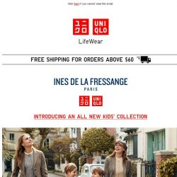 [UNIQLO Singapore] Brand New Collection... And A New Store!