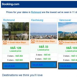 [Booking.com] Prices in Richmond dropped again – act now and save more!