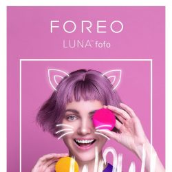 [Foreo] Get Selfie Ready Like A Pro: New LUNA fofo Is Here!😎