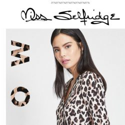 [Miss Selfridge] All the leopard you'll fall in love with