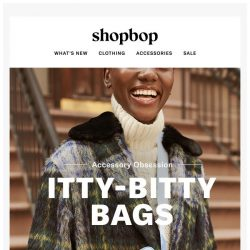 [Shopbop] These teensy bags are too cute for words