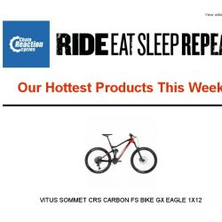 [Chain Reaction Cycles] Trending Right Now