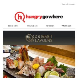 [HungryGoWhere] Savour these specially curated 3-Course Set Menus from $33++ with Gourmet Flavours