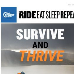 [Chain Reaction Cycles] Survive and Thrive this Autumn/Winter