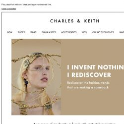 [Charles & Keith] The fashion trends that are making a comeback