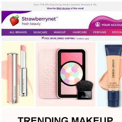 [StrawberryNet] 🔥 Hottest Makeup Swag we're OBSESSED with 😍