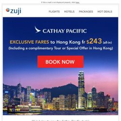 [Zuji] BQ.sg: All-in Hong Kong flights plus tour at $243!