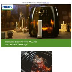 [PHILIPS] New Airfryer XXL - our most powerful Airfryer yet