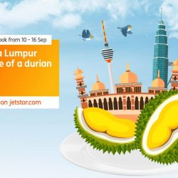 Jetstar: Irresistible Sale Fares to Kuala Lumpur, Ho Chi Minh City, Bangkok, Okinawa & More from just S$49!