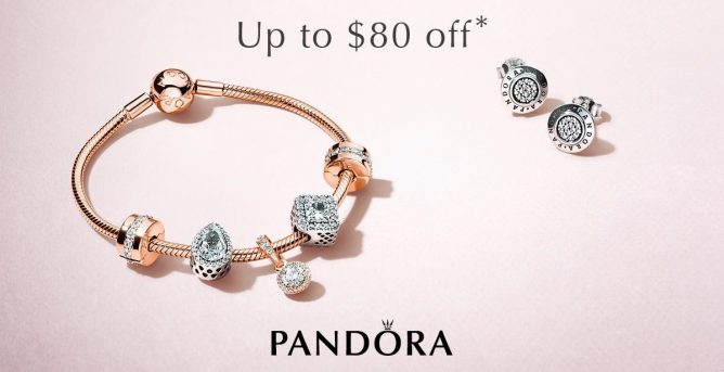 dc929ba4b822 PANDORA: Sale with Up to $80 OFF Online & In Stores! Till 30 Sep ...