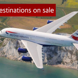 British Airways: Over 185 Destinations Including Europe, North America & Australia On Sale from SGD583!