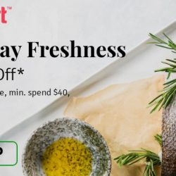Redmart: Get 15% OFF Your First Purchase with Coupon Code!