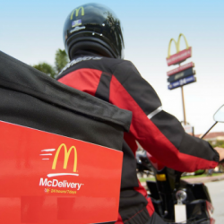McDonald's: Coupon Codes for FREE Durian McFLURRY, Filet-O-Fish, Hashbrown & Apple Pie when You Order McDelivery!